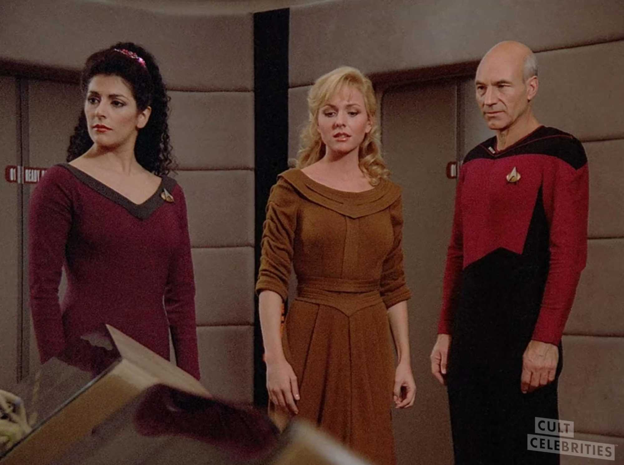 Barbara Alyn Woods in Star Trek