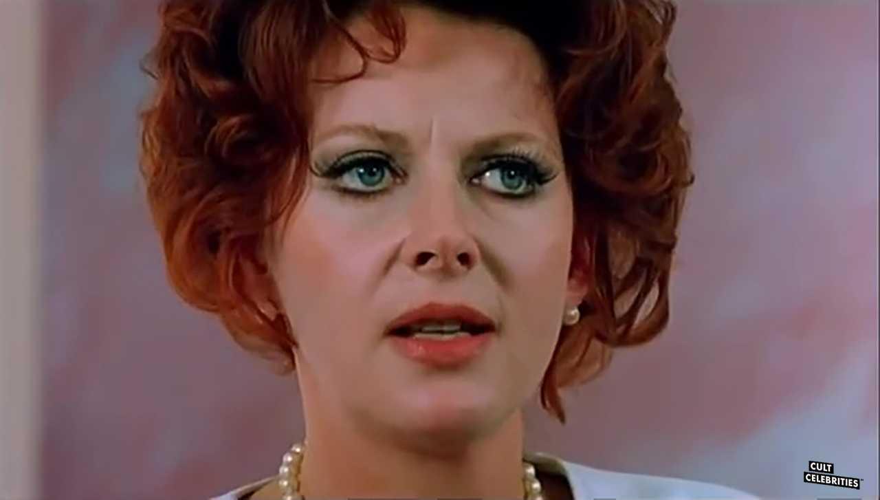 Dagmar Lassander in Das Wunder (1985)
