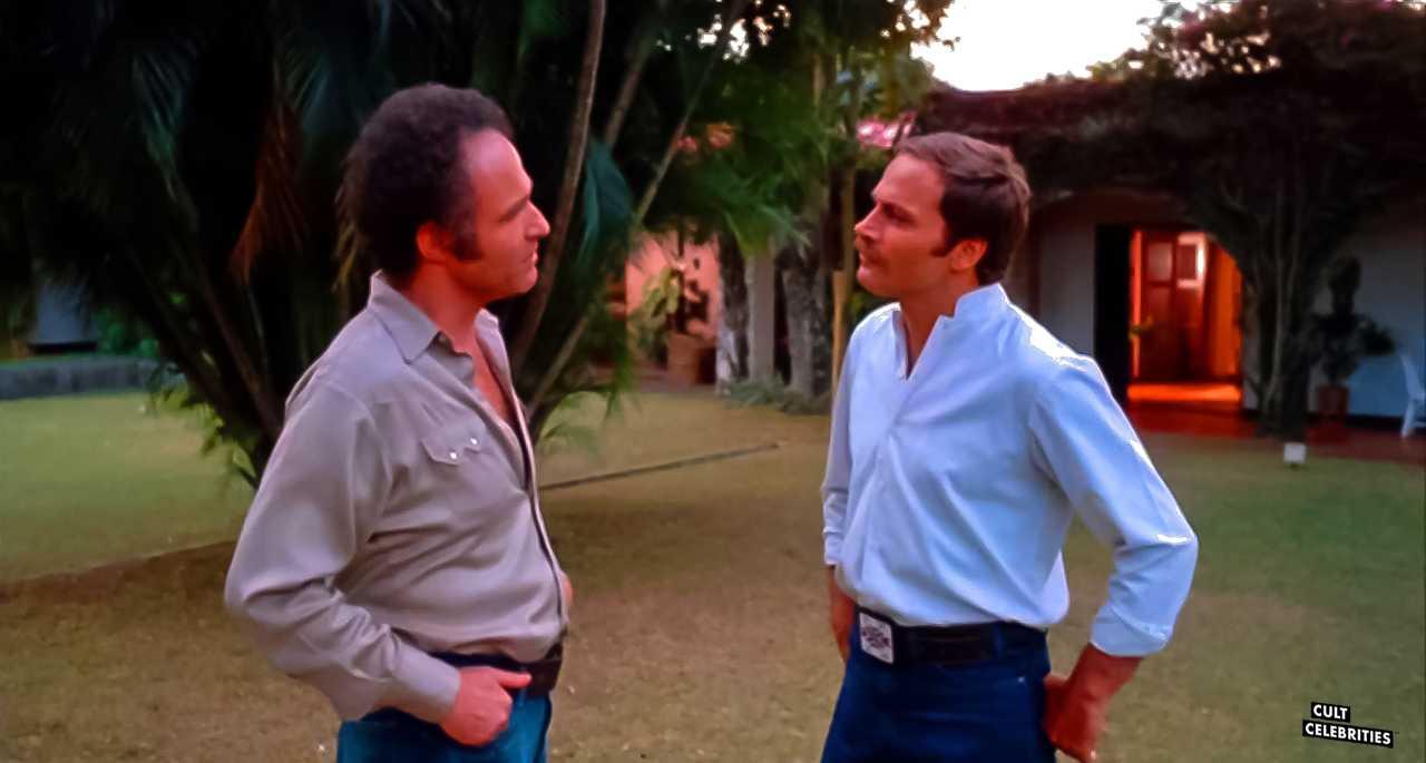 Franco Nero in Enter the Ninja (1981)