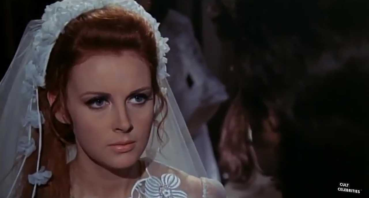 Dagmar Lassander in Hatchet for the Honeymoon (1970)
