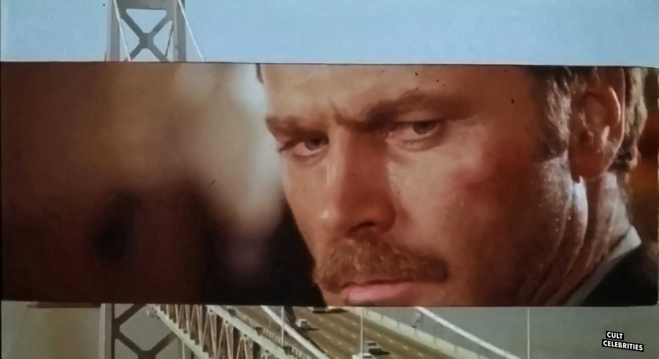 Franco Nero in Il giorno del Cobra (1980)