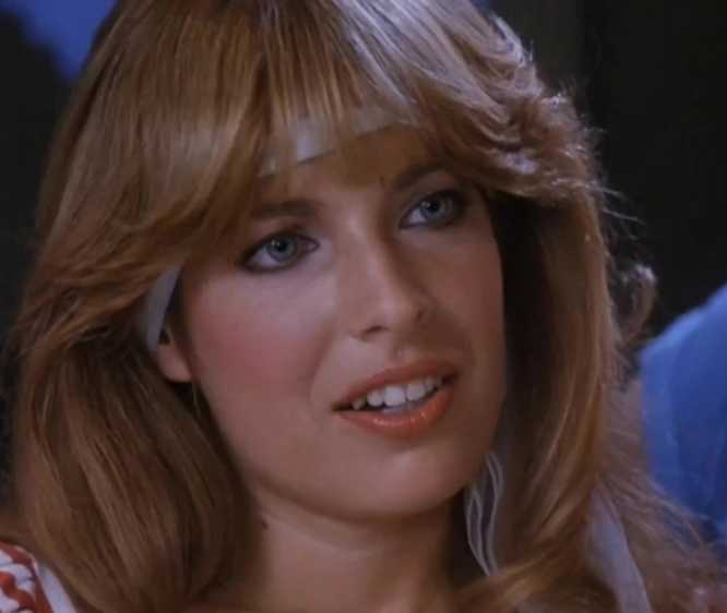 Becky LeBeau in Joysticks (1983)