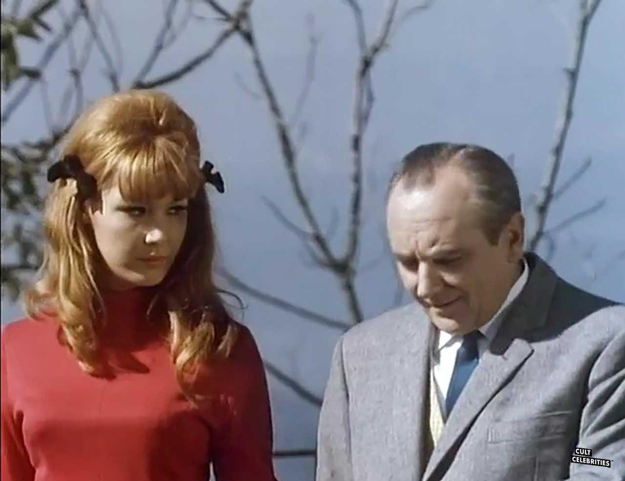 Brigitte Skay in Sexy Baby (1968)