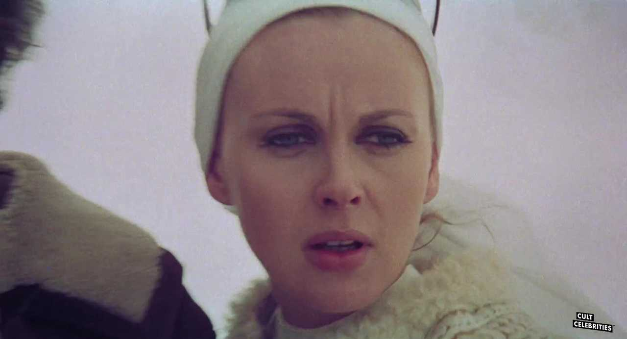 Dagmar Lassander in The Iguana with the Tongue of Fire (1971)