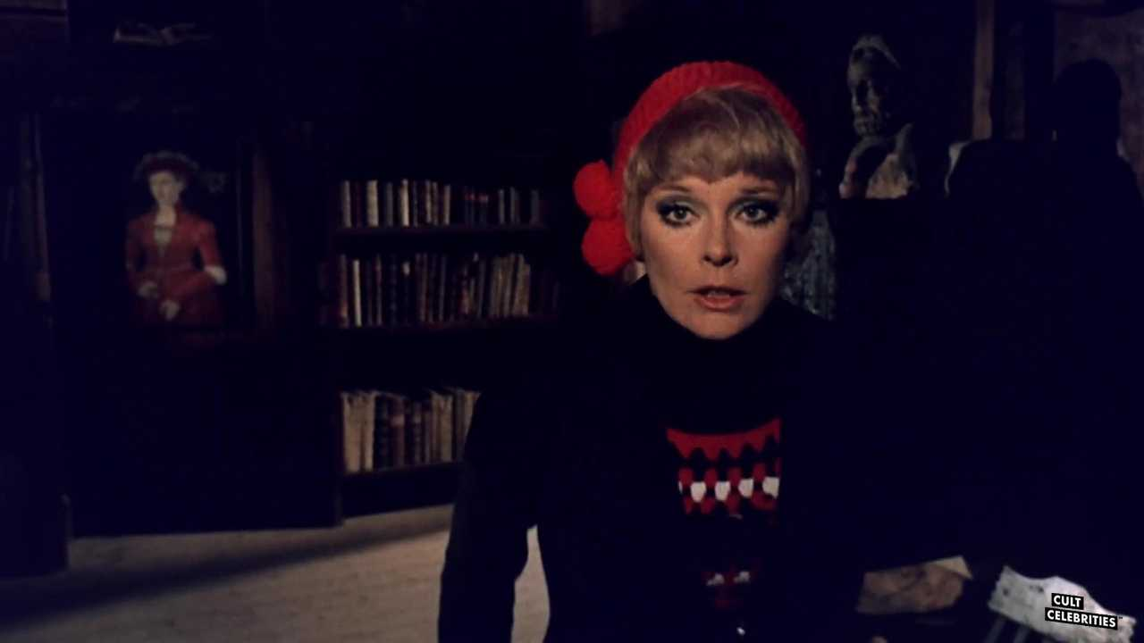Elke Sommer in Baron Blood (1972)