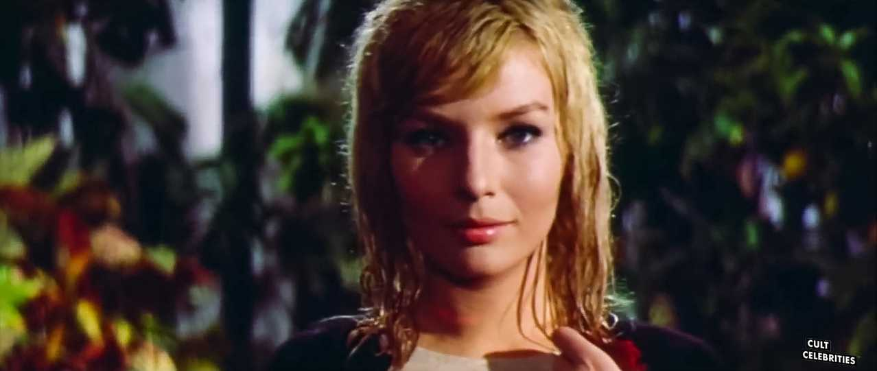 Annette Stroyberg in Blood and Roses (1960)