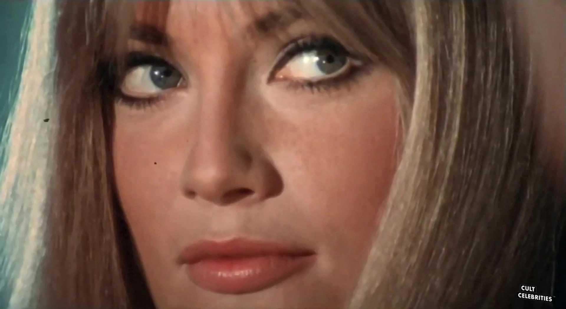 Marisa Mell in Danger Diabolik (1968)