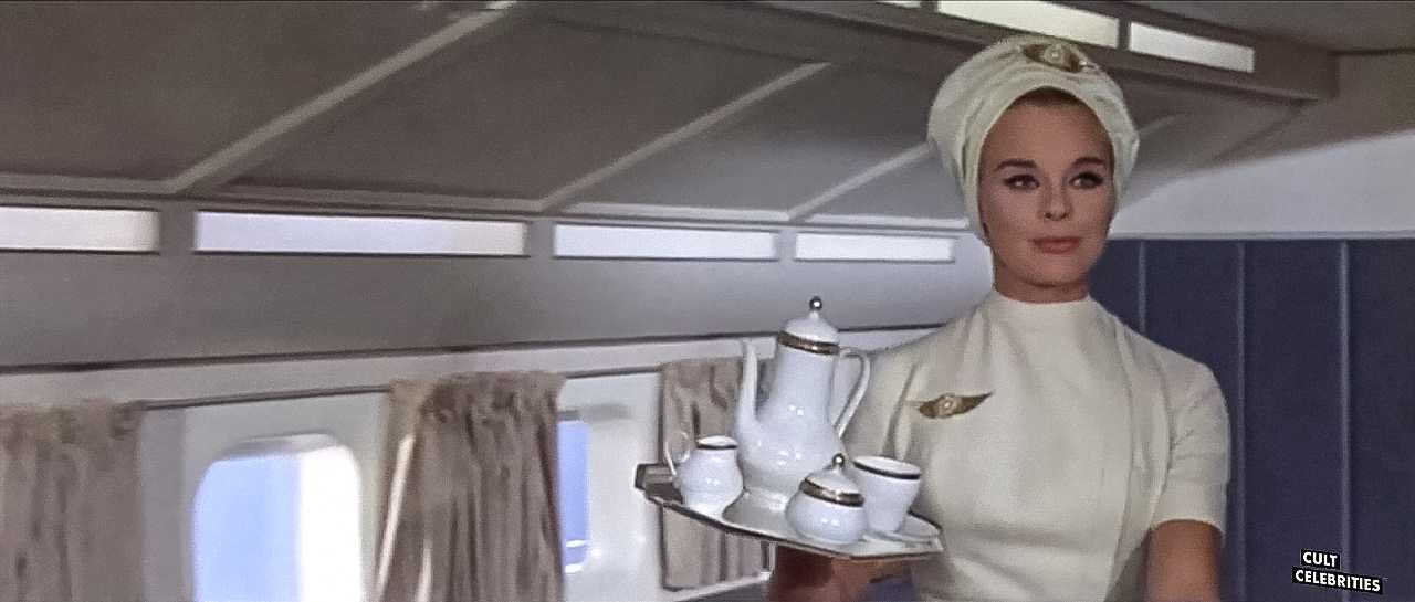 Elke Sommer in Deadlier Than the Male (1967)