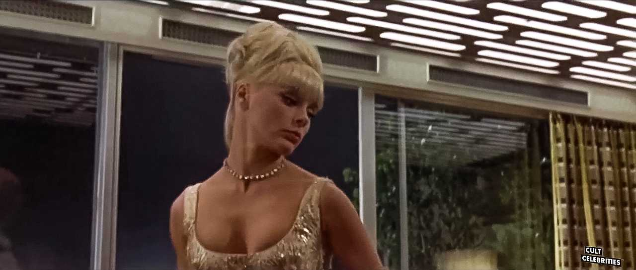 Elke Sommer in Deadlier Than the Male (1967)
