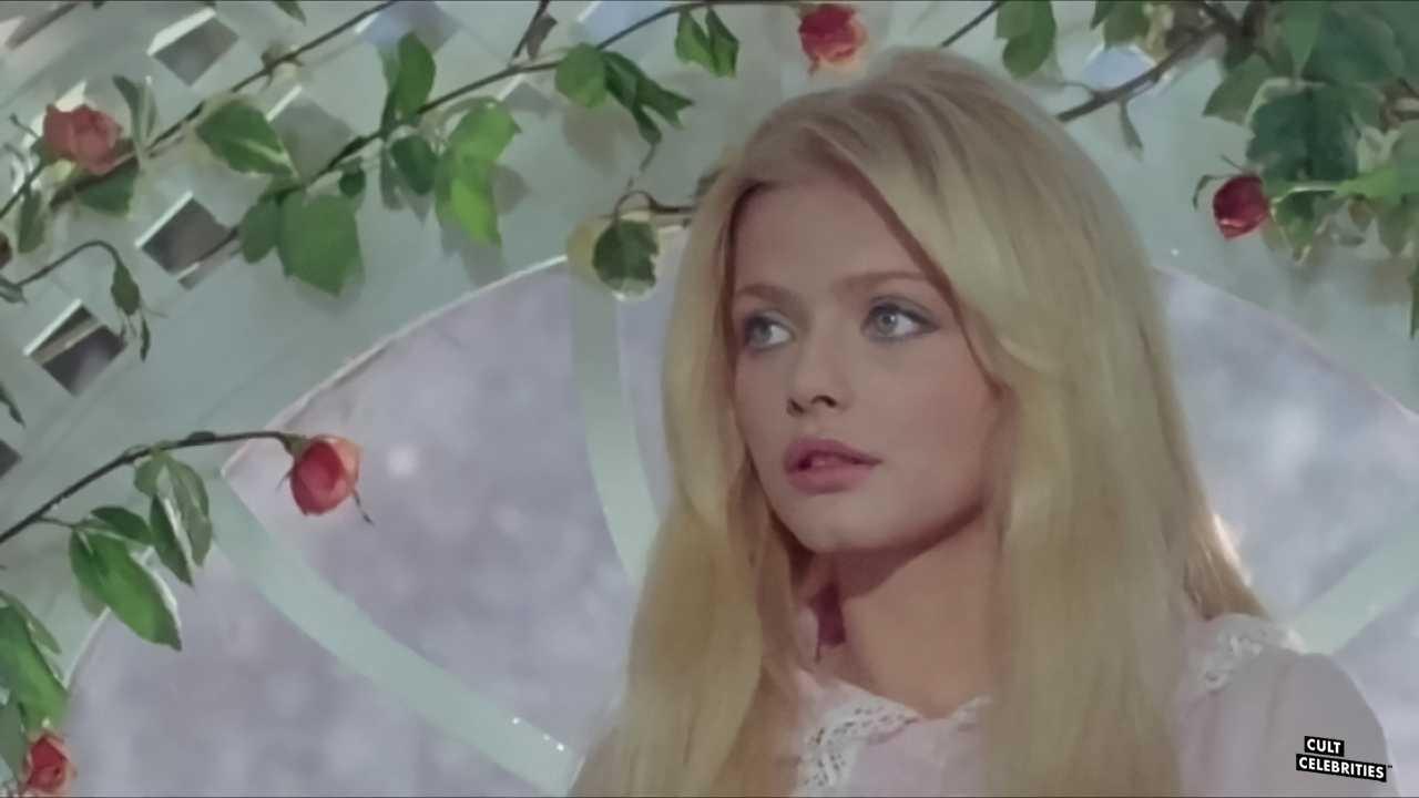 Ewa Aulin in Death Smiles on a Murderer (1973)