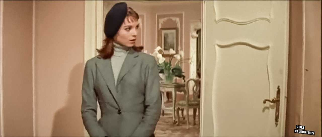 Elsa Martinelli in Donatella (1956)