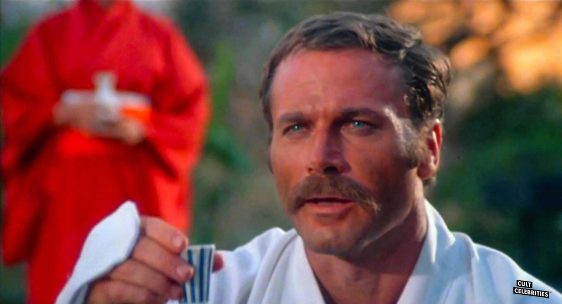 Franco Nero in Enter the Ninja (1981)