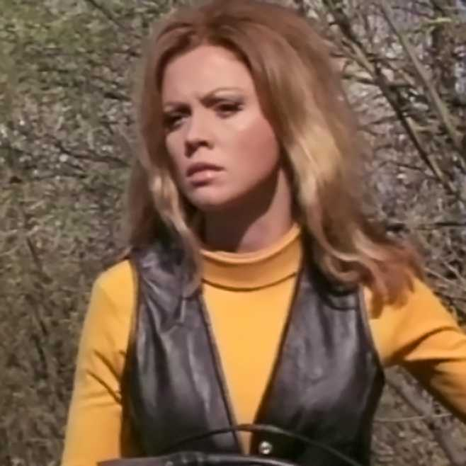Jocelyn Lane in Hell's Belles (1969)