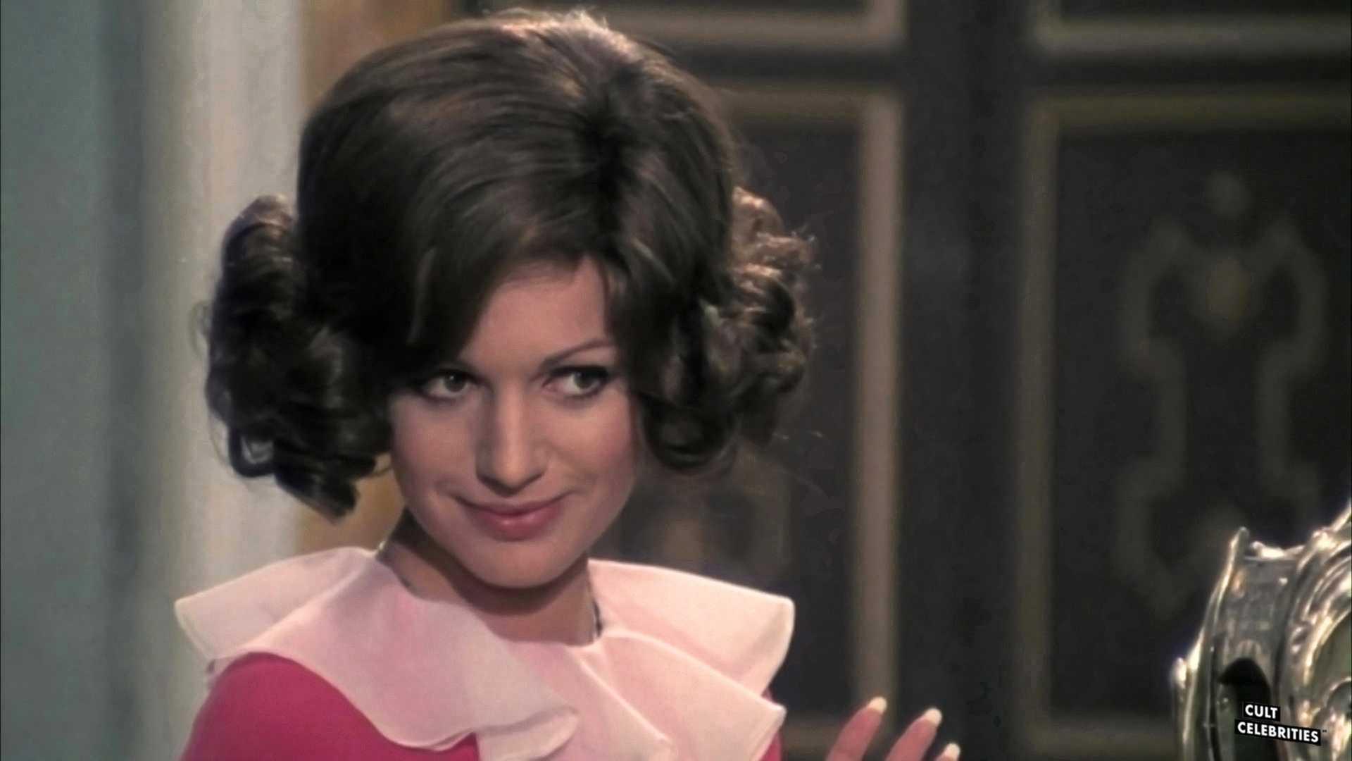 Catherine Spaak in Il marito è mio e l'ammazzo quando mi pare (1968)