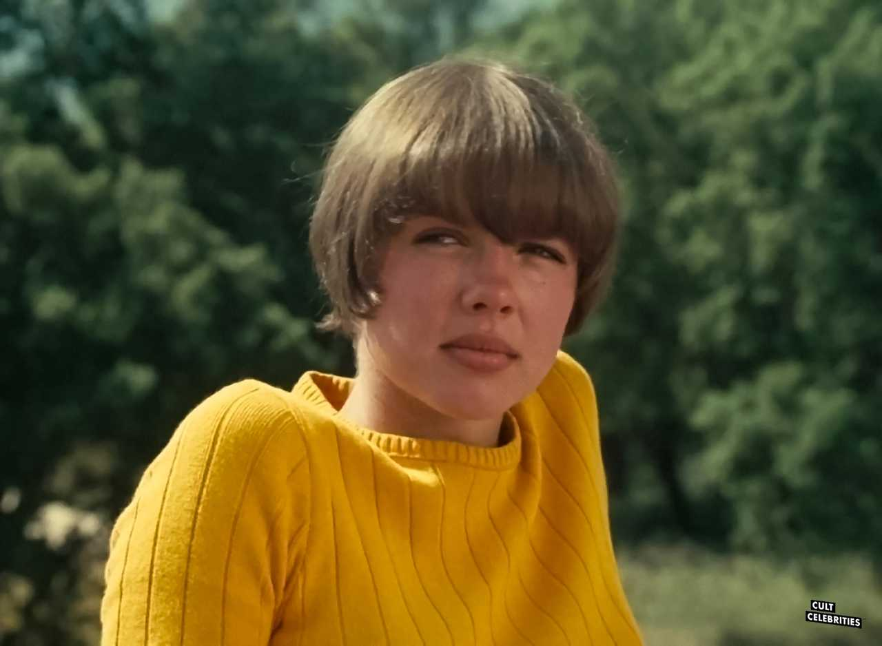 Haydée Politoff in La Collectionneuse (1967)