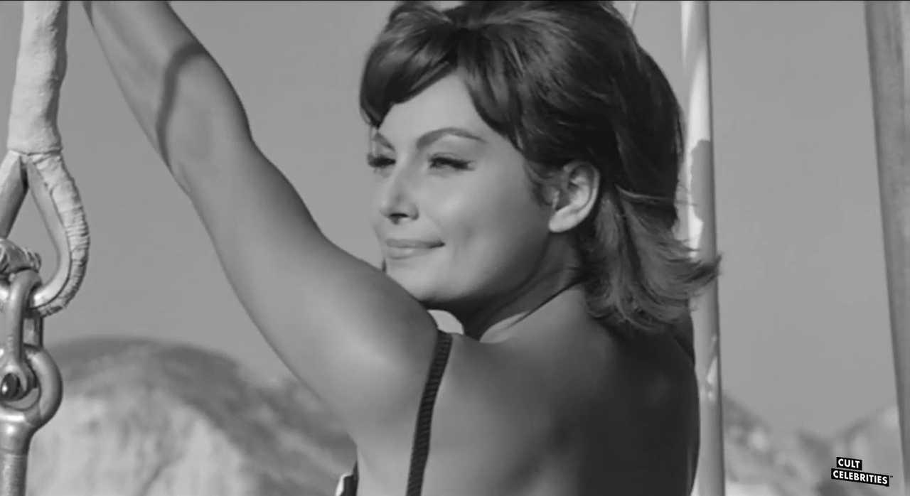 Rosanna Schiaffino in La corruzione (1963)