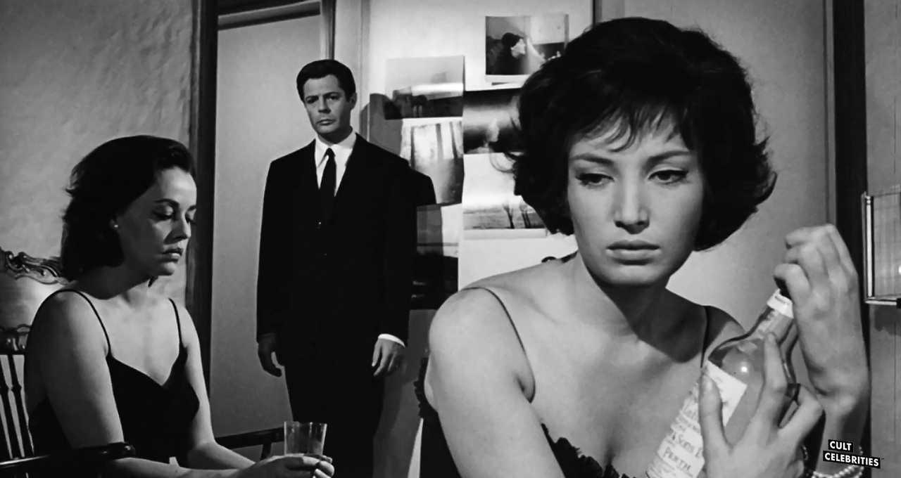 Monica Vitti in La Notte (1961)