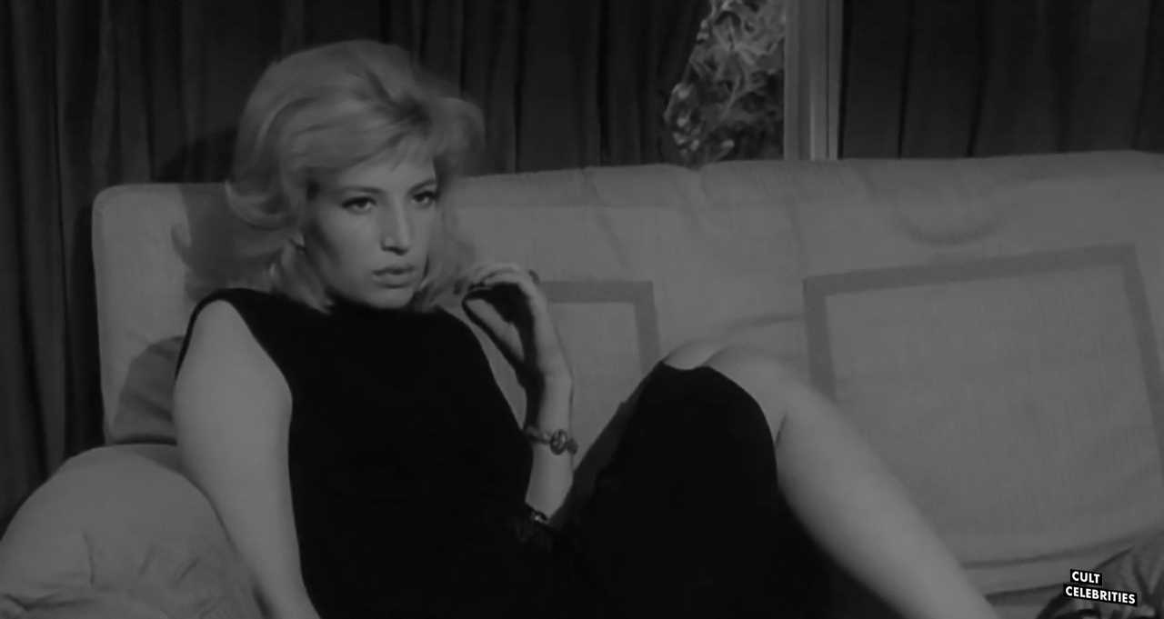 Monica Vitti in L'Eclisse (1962)