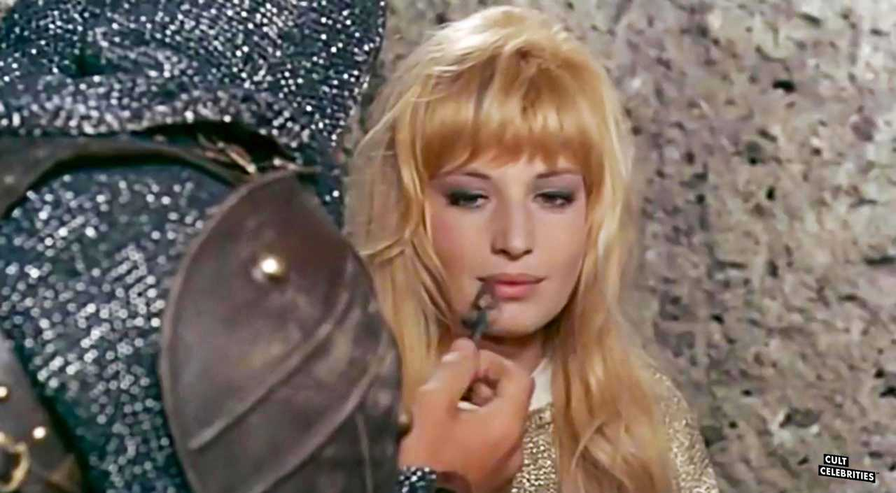 Monica Vitti in On My Way to the Crusades, I Met a Girl Who... (1967)
