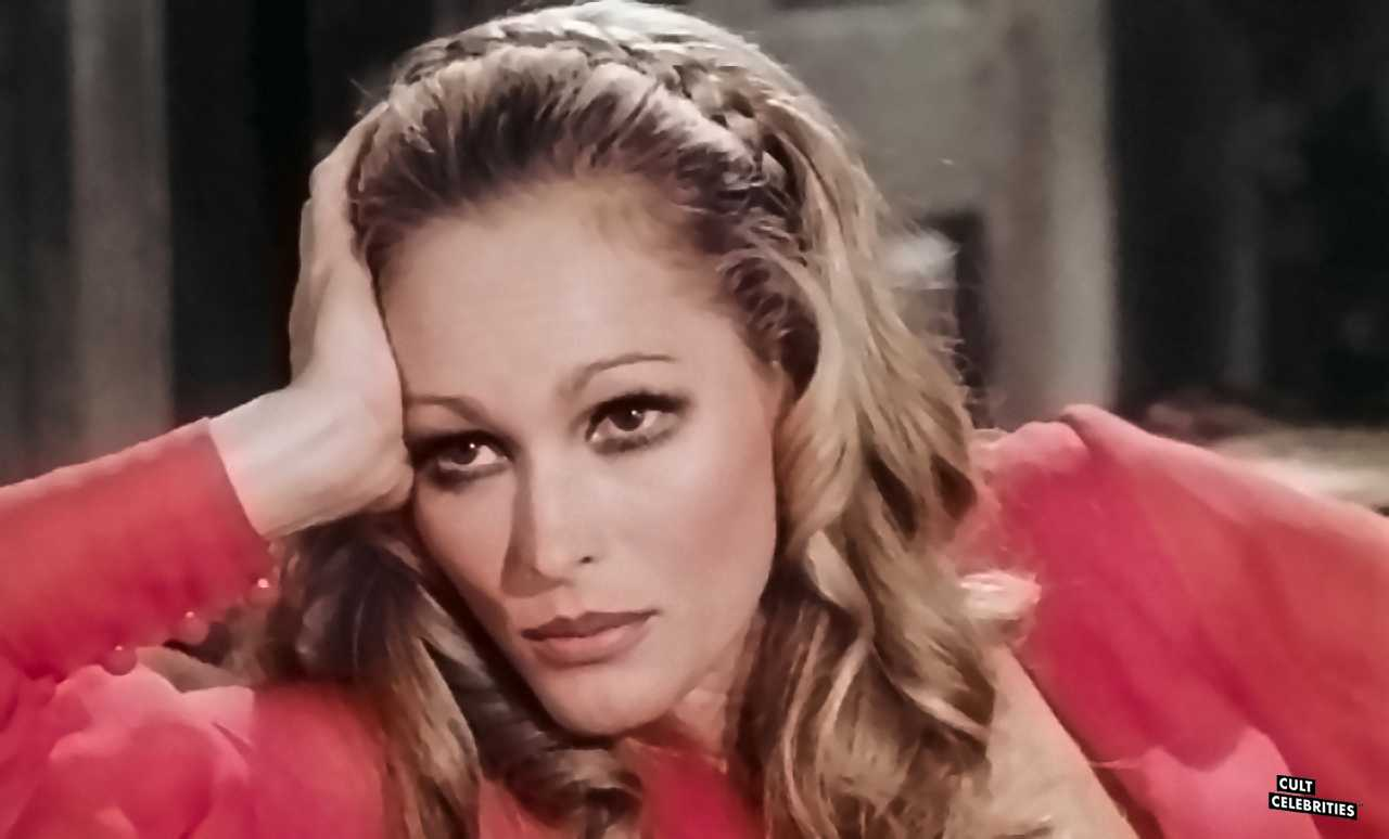 Ursula Andress in Perfect Friday (1970)