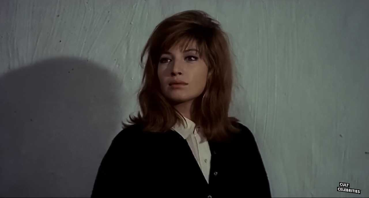 Monica Vitti in Red Desert (1964)