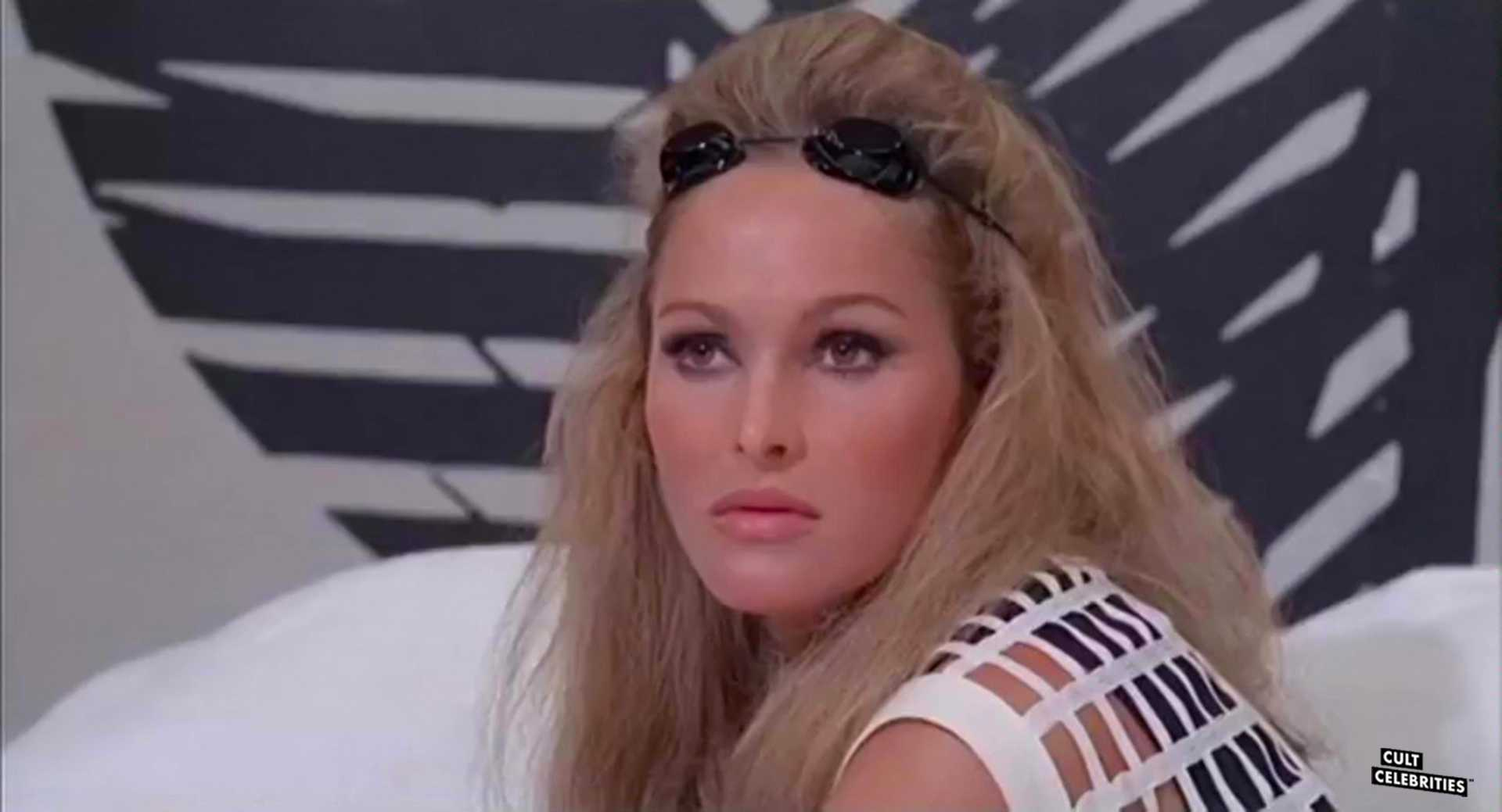 Ursula Andress in The 10th Victim (1965)