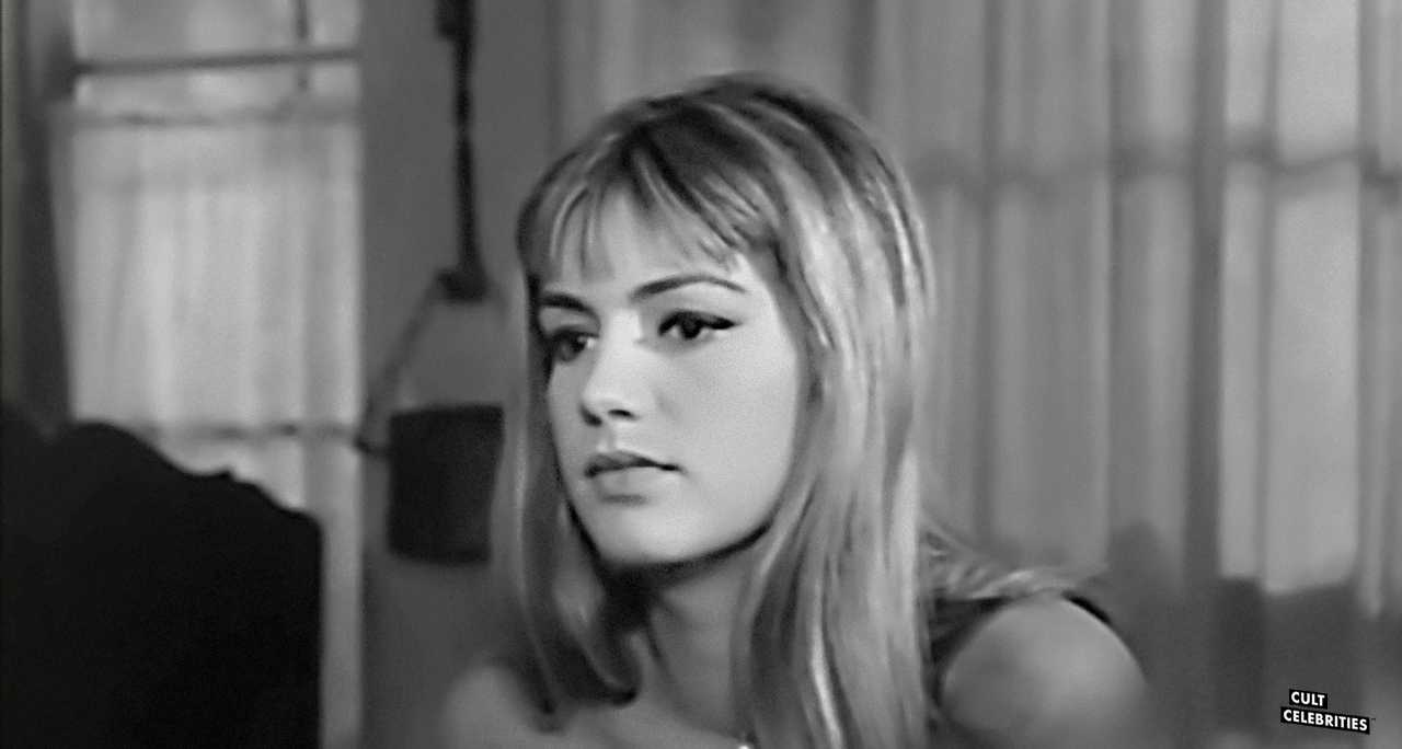 Catherine Spaak in The Empty Canvas (1963)
