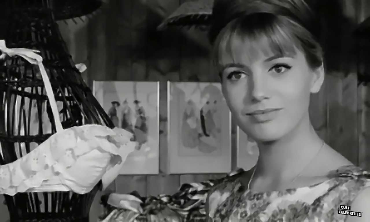 Catherine Spaak in The Girl from Parma (1963)