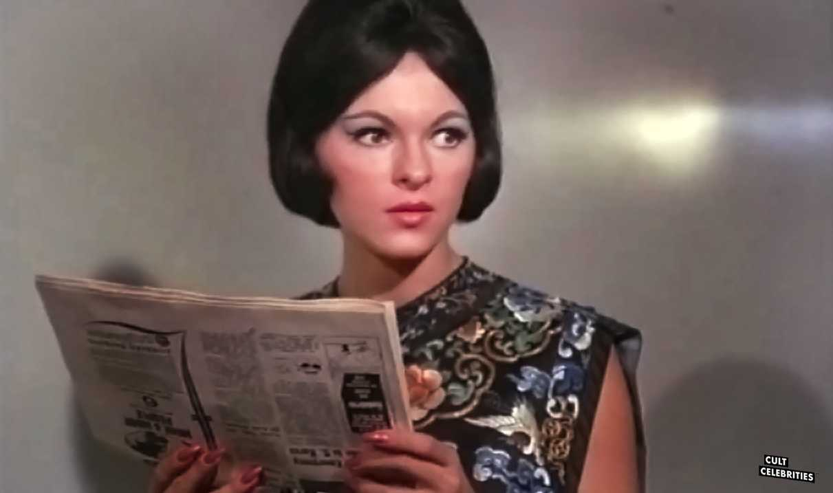 Maria Rohm in The Girl from Rio (1969)