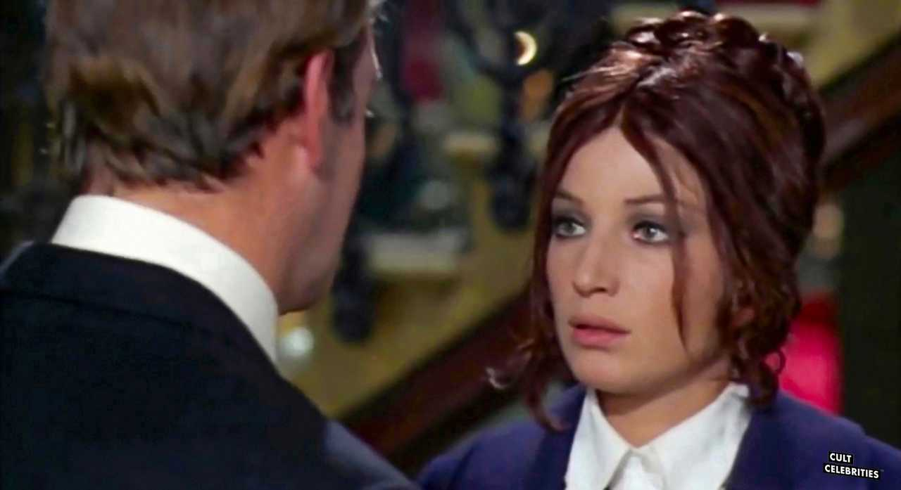 Monica Vitti in The Girl with a Pistol (1968)