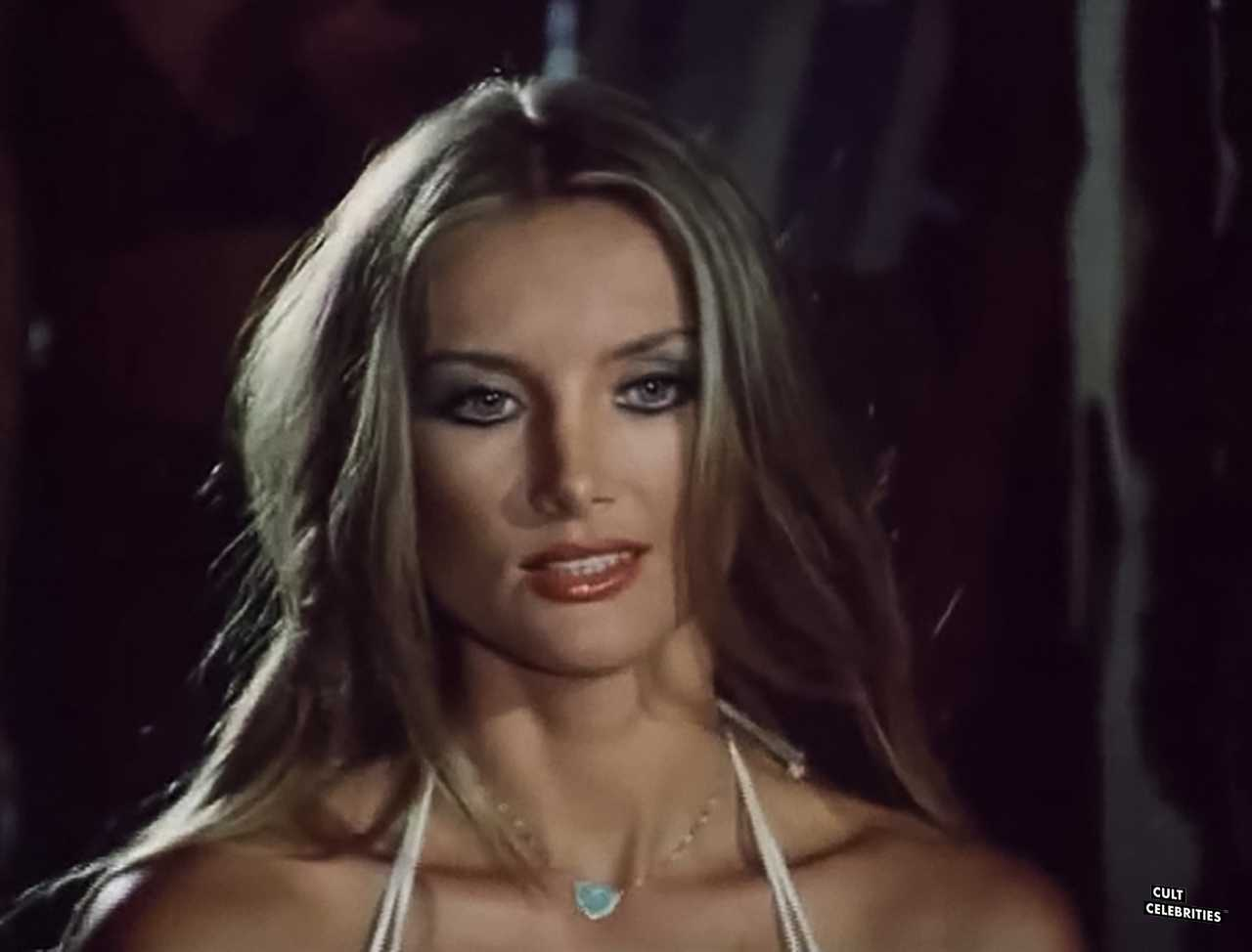 Barbara Bouchet in The Hook (1976)