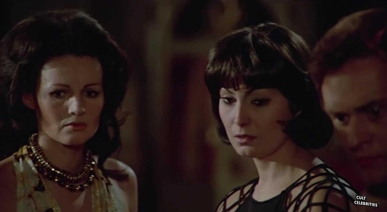 Rosanna Schiaffino in The Killer Reserved Nine Seats (1974)
