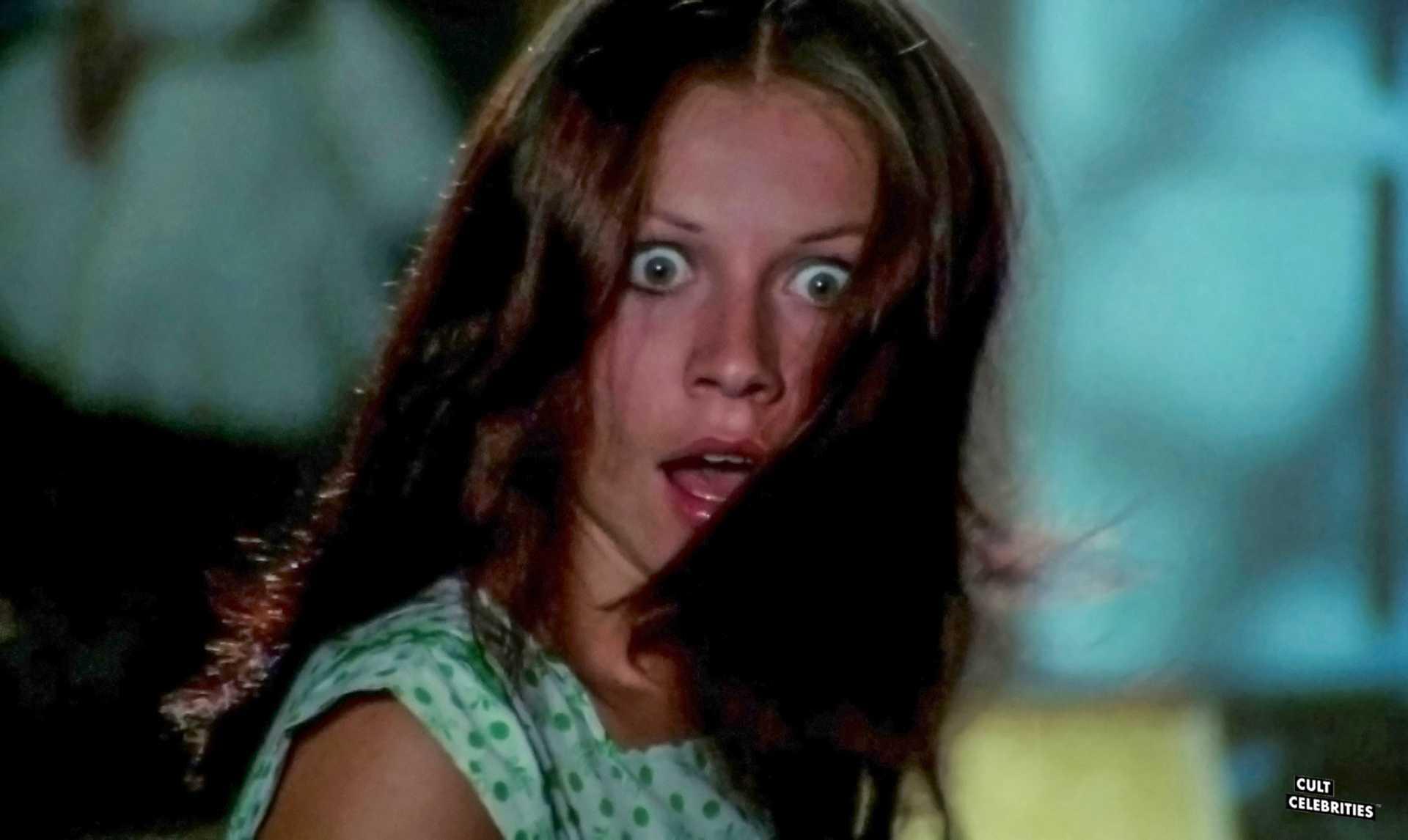 Angela Covello in Torso (1973)
