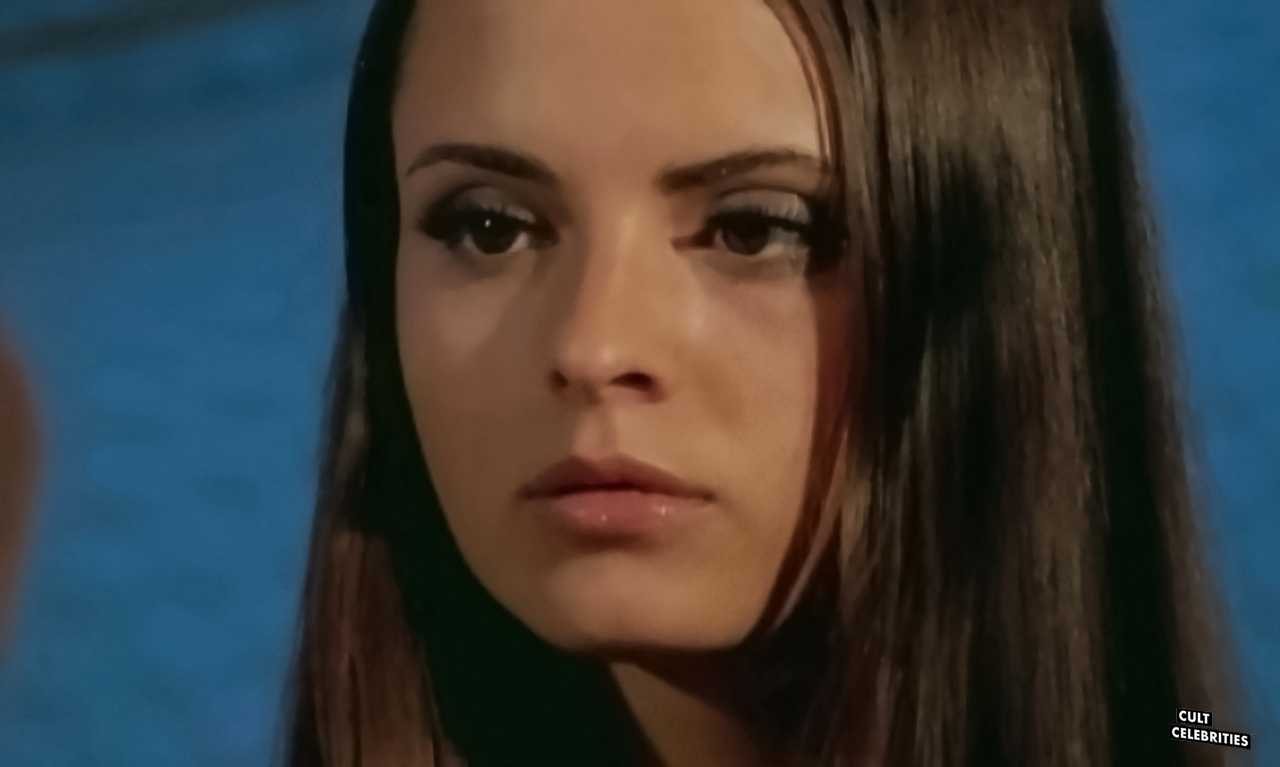 Soledad Miranda in Vampyros Lesbos (1971)