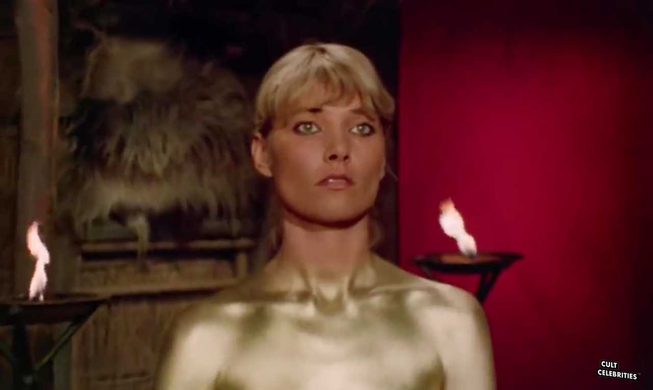 Janet Agren in Eaten Alive! (1980)