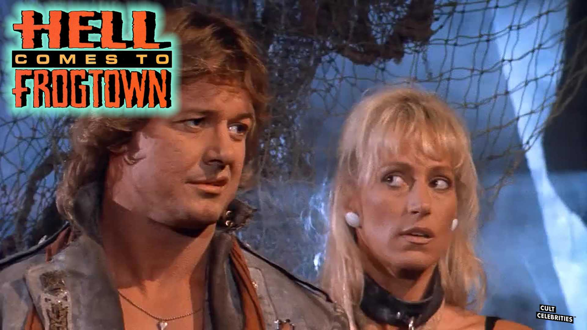 Sandahl Bergman in Hell Comes to Frogtown (1988)
