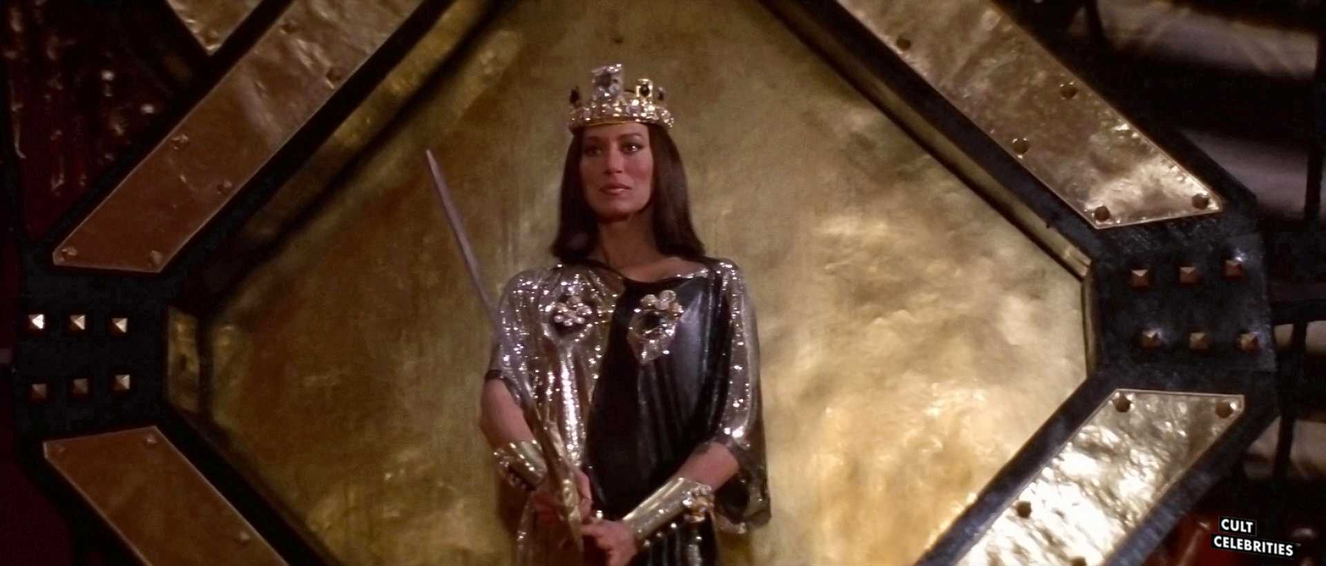 Sandahl Bergman in Red Sonja (1985)
