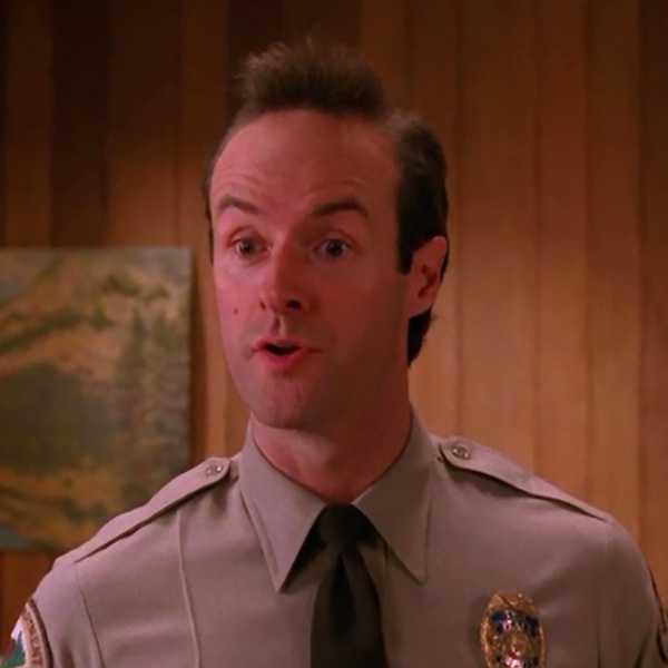 Harry Goaz in Twin Peaks (1990)