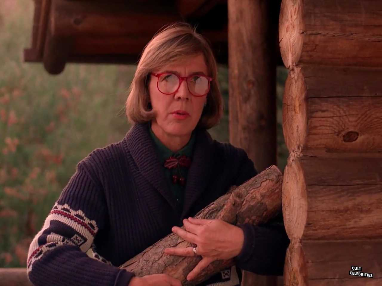 Catherine E. Coulson in Twin Peaks (1990)