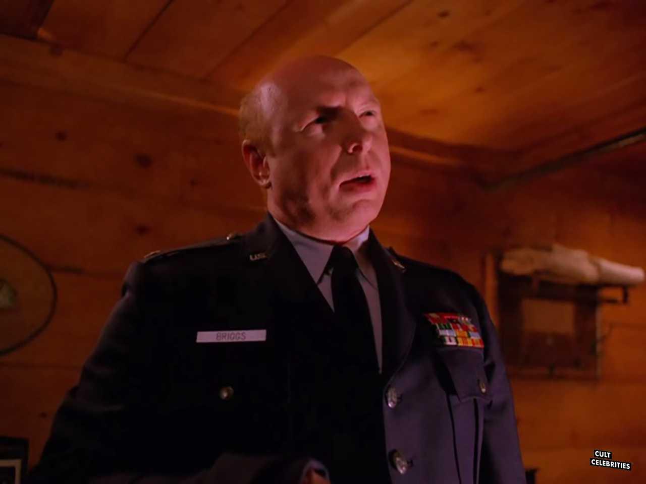 Don S. Davis in Twin Peaks (1990)