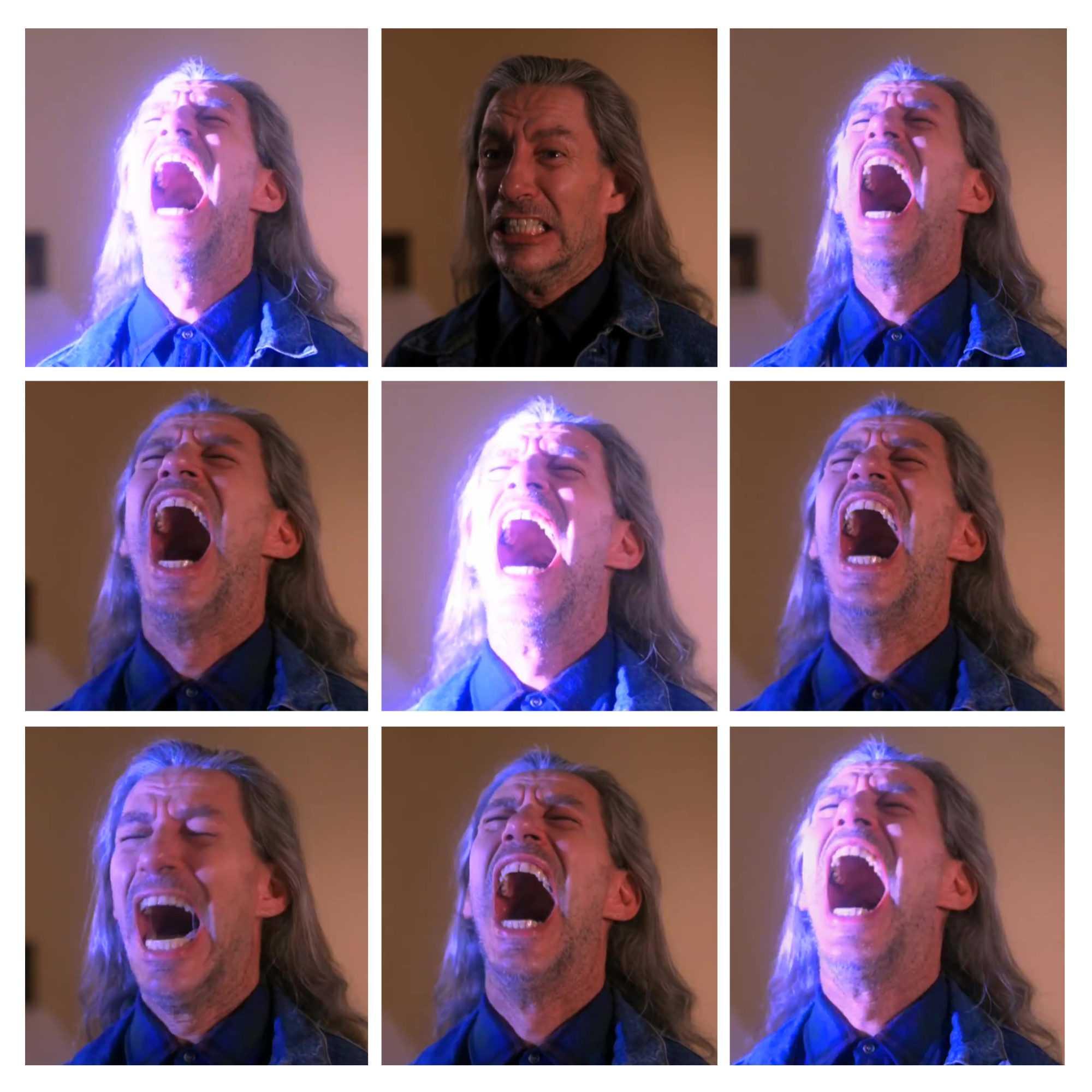 Frank Silva in Twin Peaks (1990-1991)