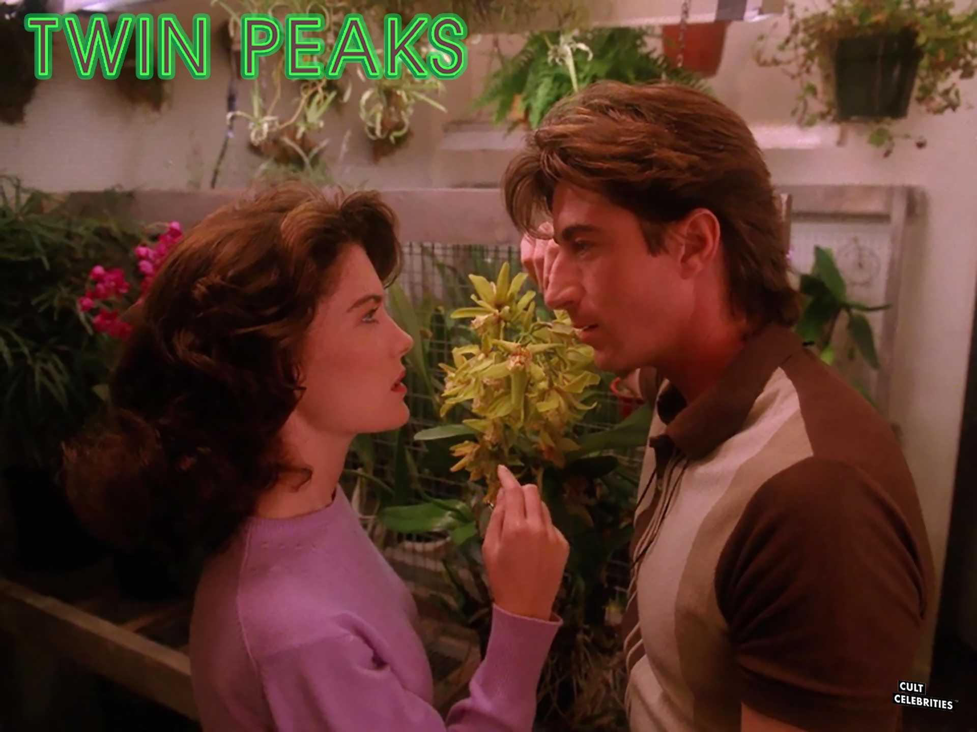 Lara Flynn Boyle in Twin Peaks (1990)
