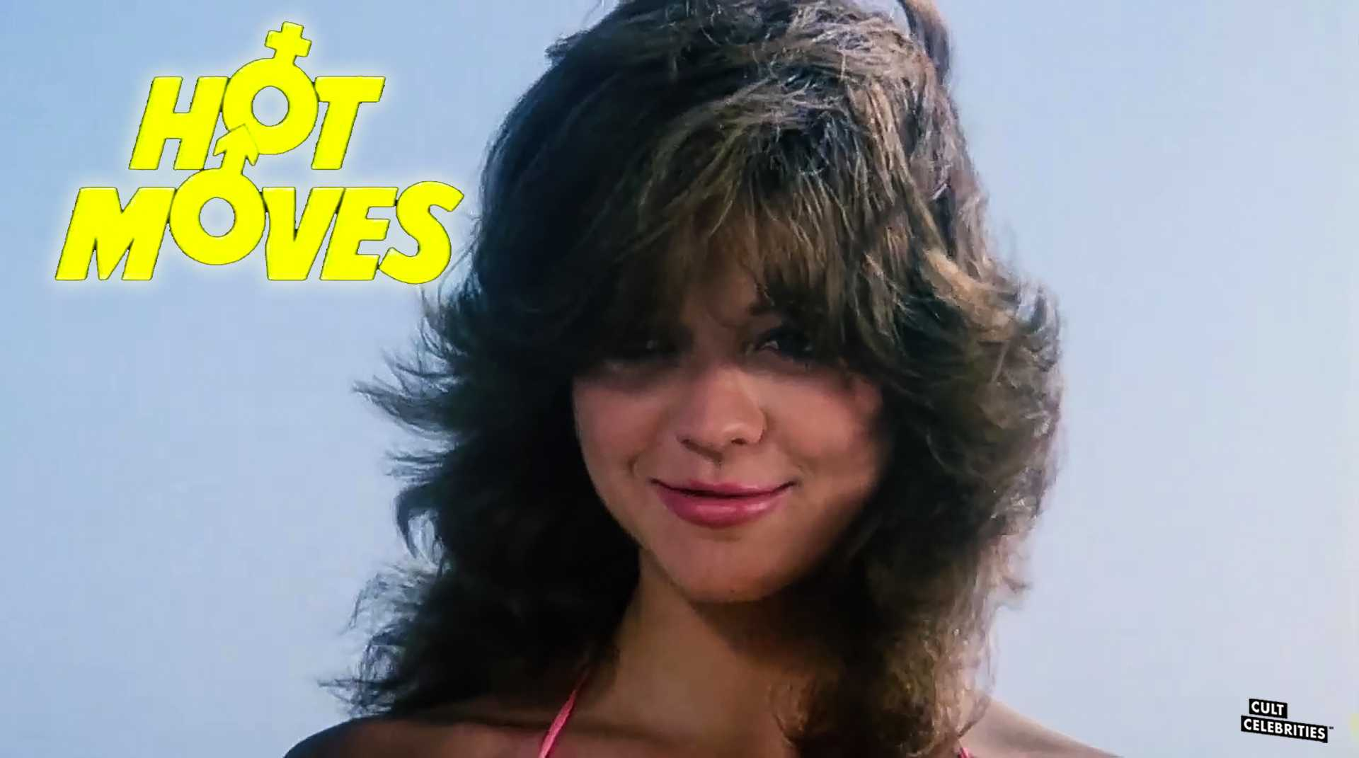 Deborah Richter in Hot Moves (1984)