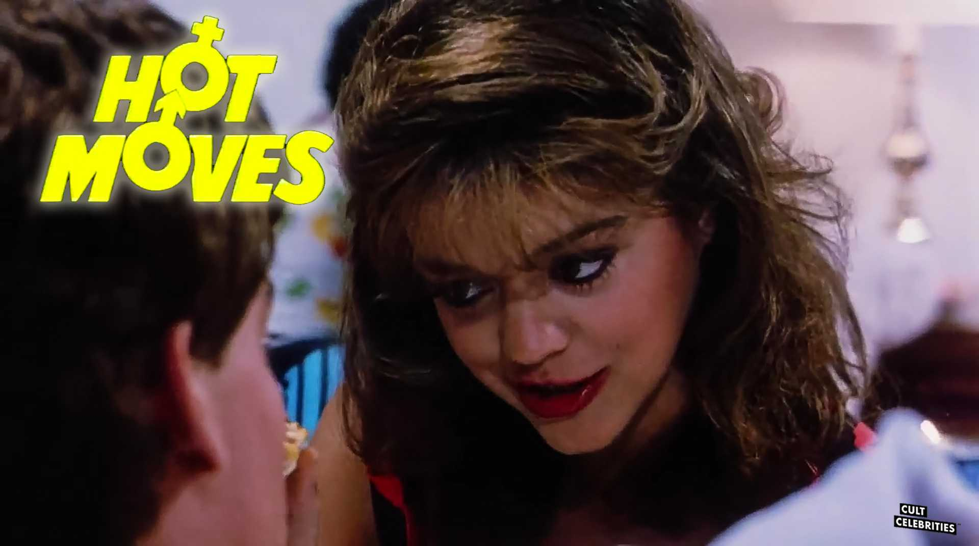 Debi Richter in Hot Moves (1984)