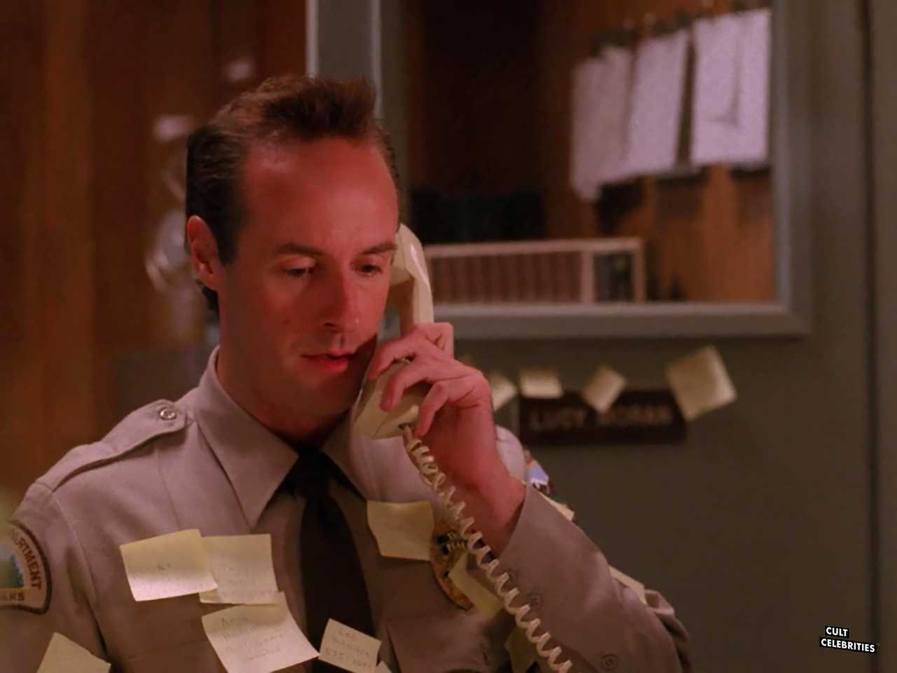 Harry Goaz in Twin Peaks (1990)