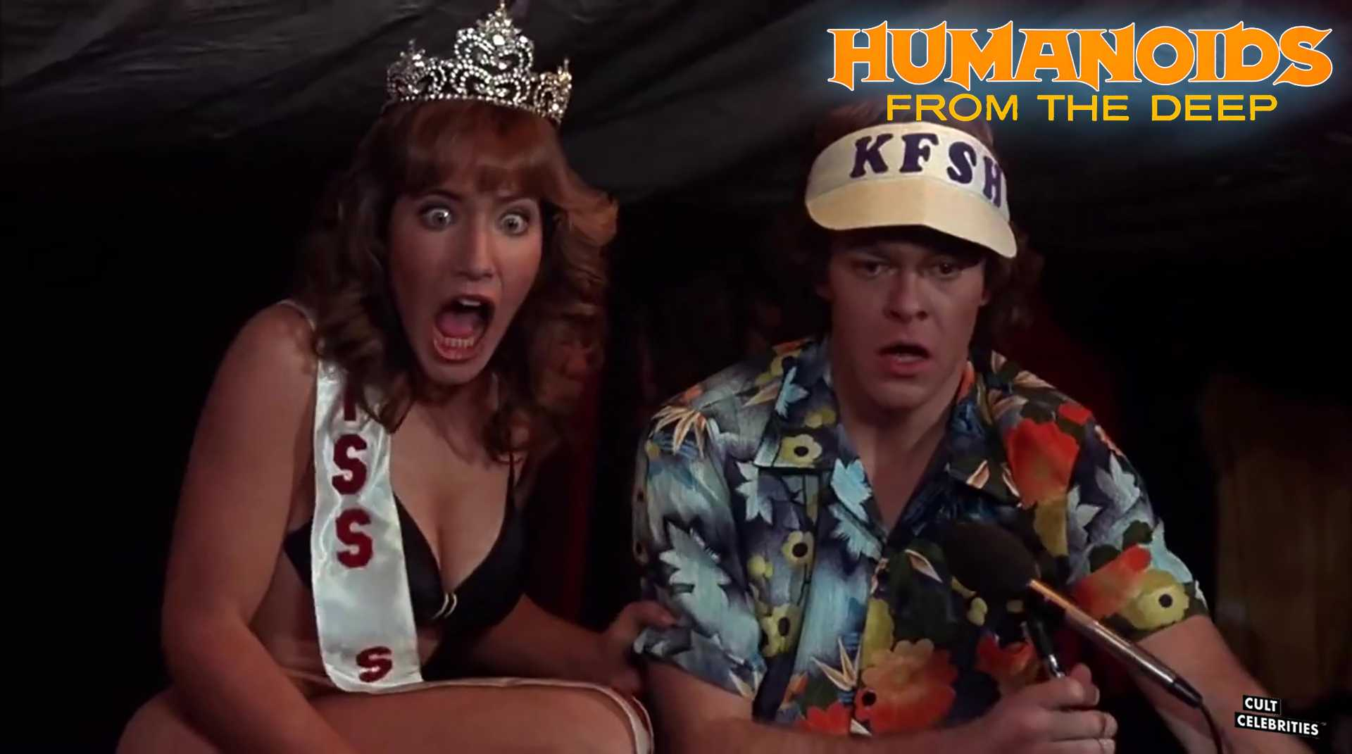 Linda Shayne in Humanoids from the Deep (1980)