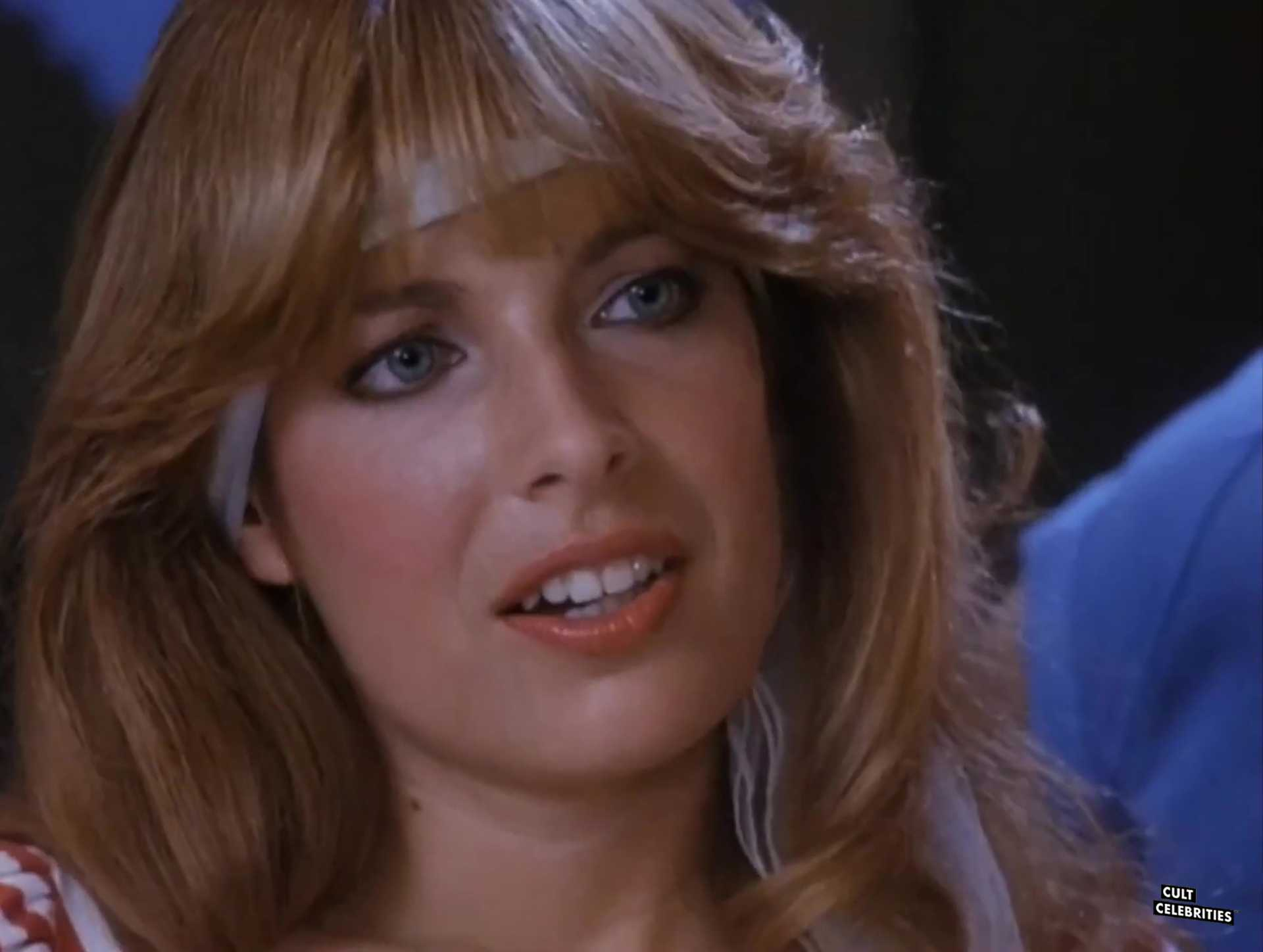 Becky LeBeau in Joysticks (1983)