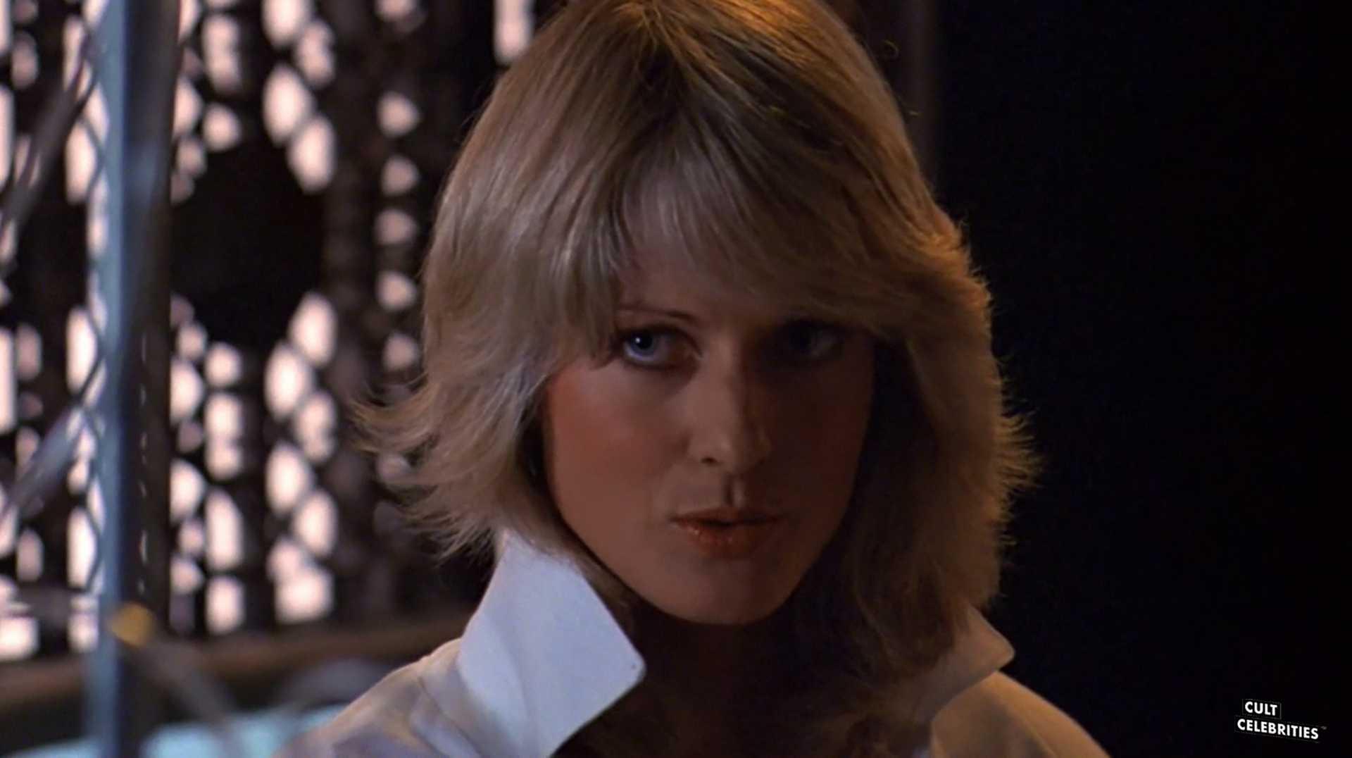 June Chadwick in Forbidden World (1982)