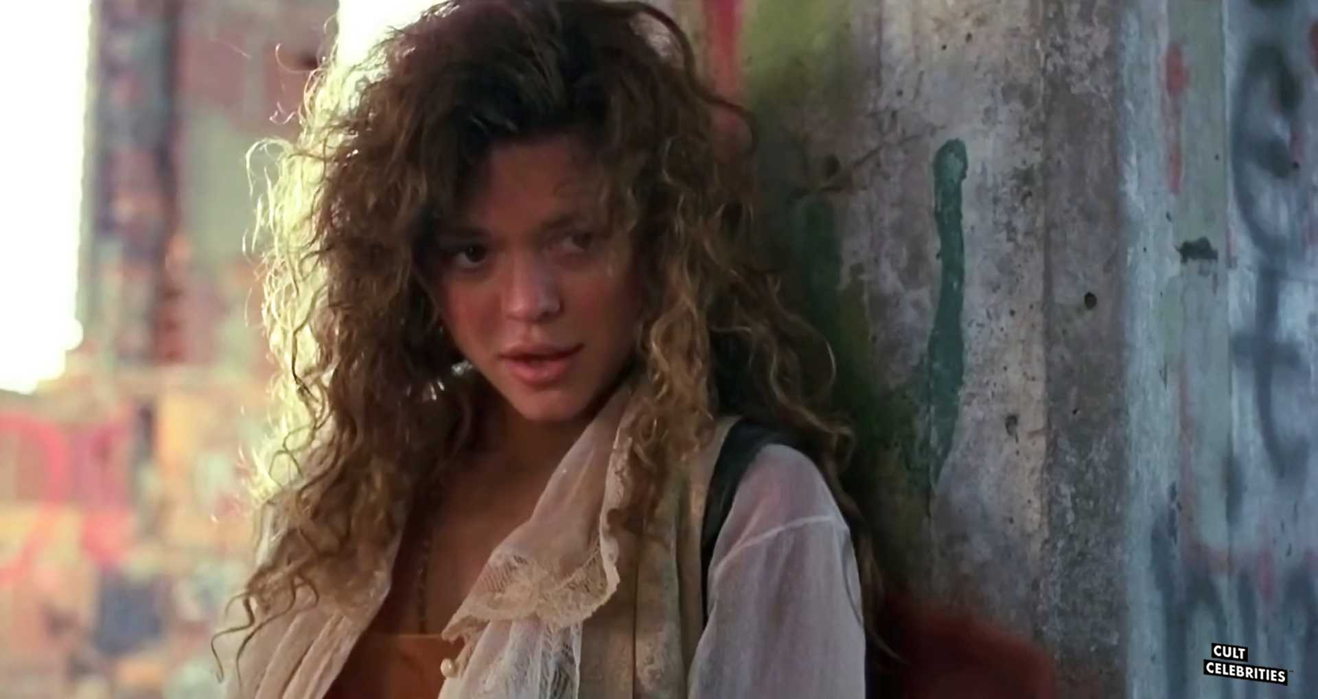 Deborah Richter in Cyborg (1989)