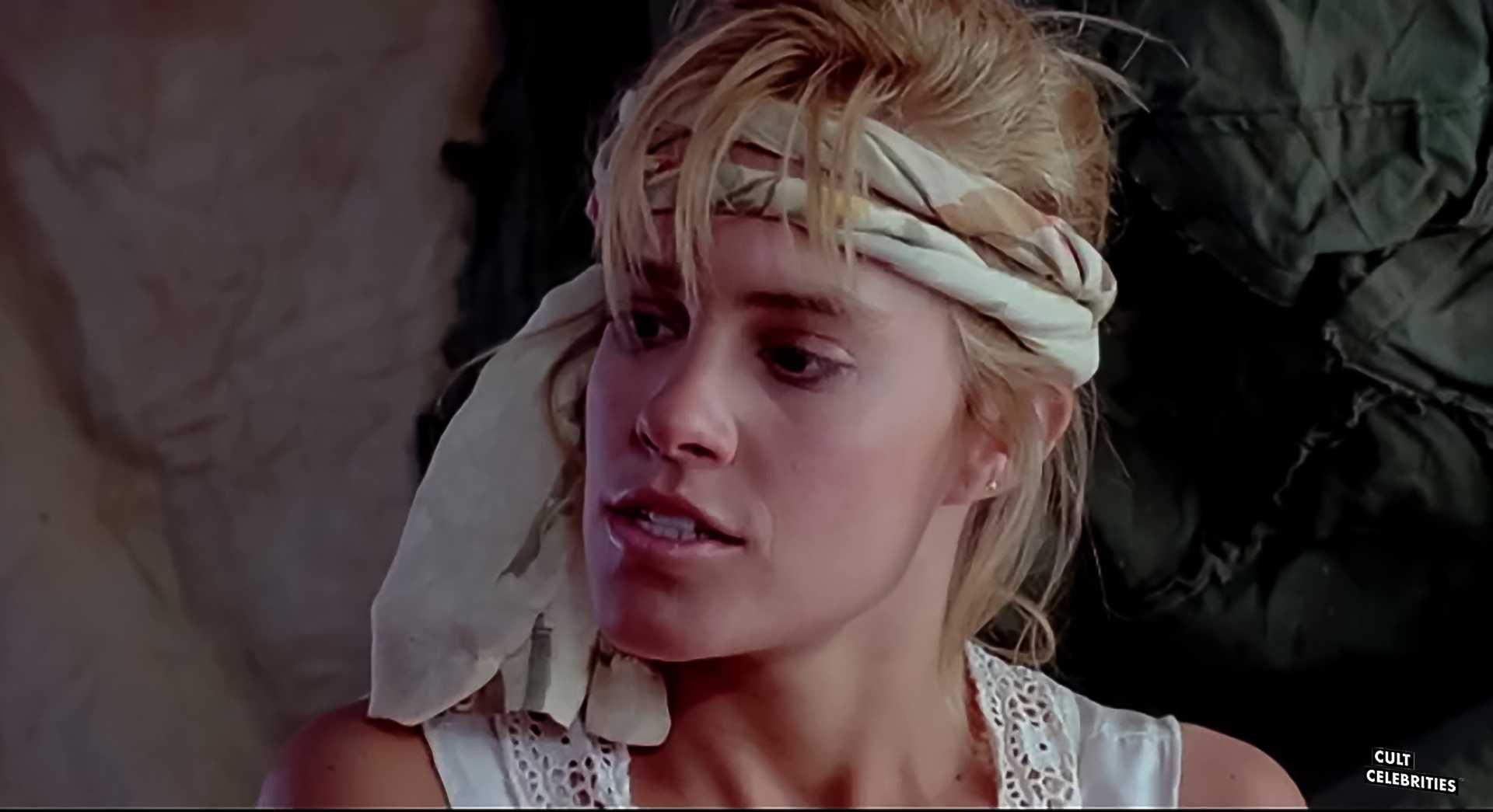 Catherine Mary Stewart in World Gone Wild (1988)